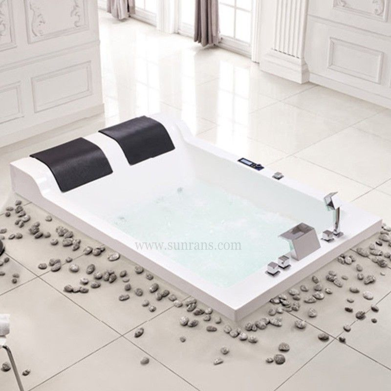European Style Unique Antique Small Deep Jacuzzi Bathtub with TV for ...