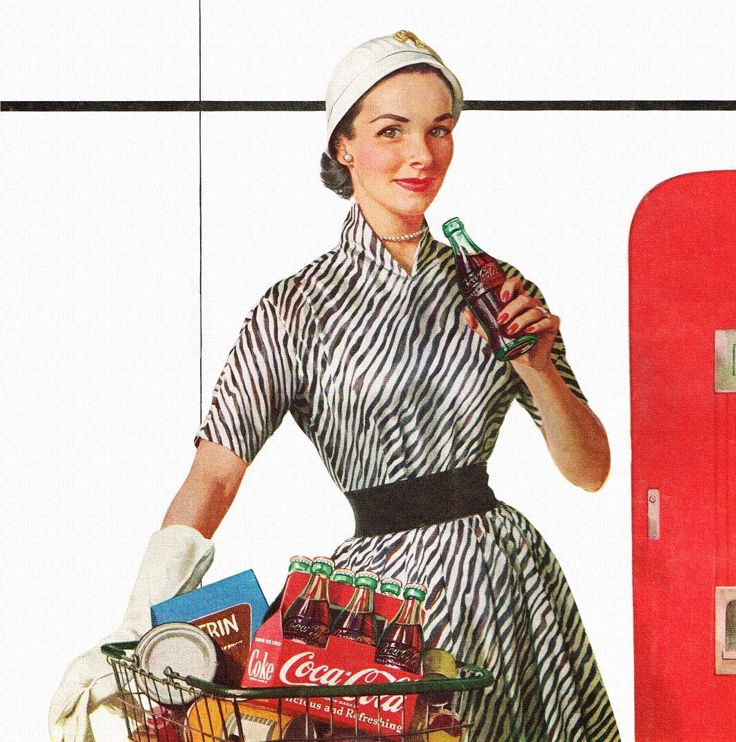 Coca Cola - 1954