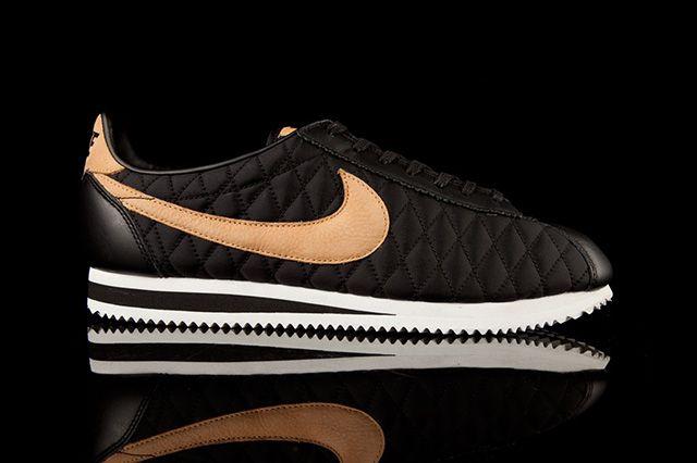 Nike Cortez Nylon PRM QS (Black - Quilt Pack)