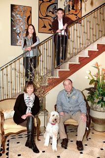 Daniel James Ryan Photography: Zhang Family Portrait  2015