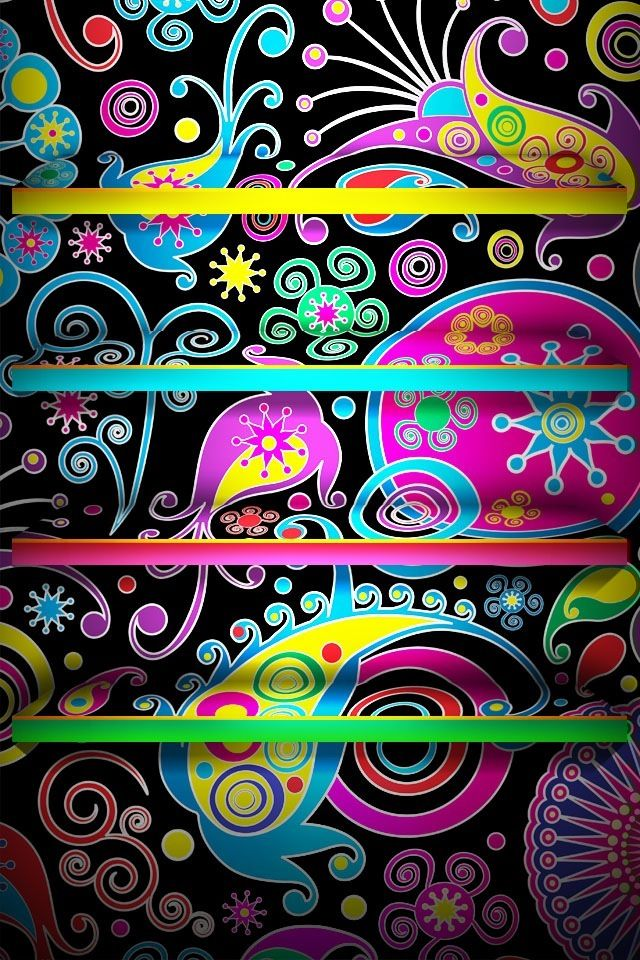 Multi colored (With images) Ipod wallpaper, Free iphone