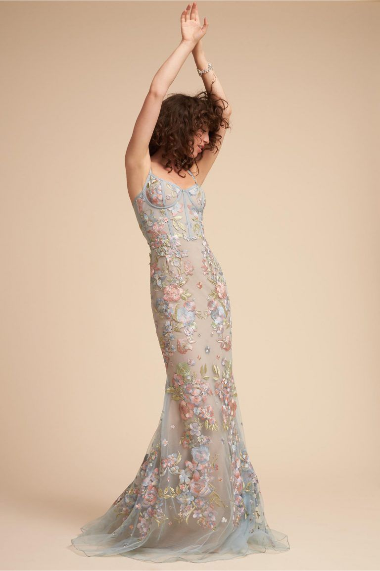 After wedding dress reception   Showstopping Reception Dresses to Dance the Night Away In
