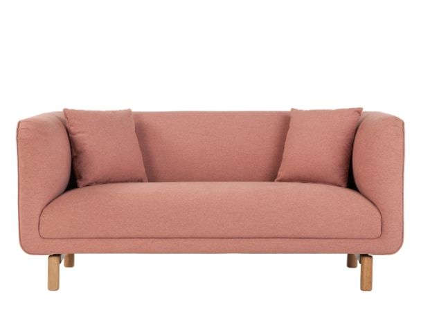 Tribeca 2 Seater Sofa , Dust Pink | Deco/architecture ideas and ...