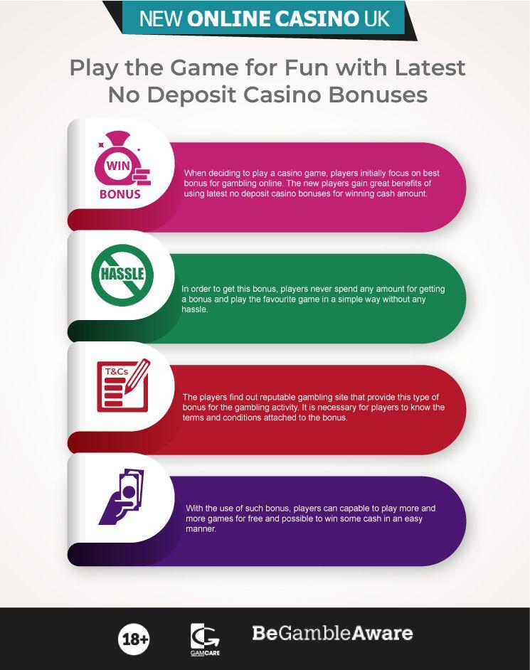 Free Casino Games No Deposit Uk