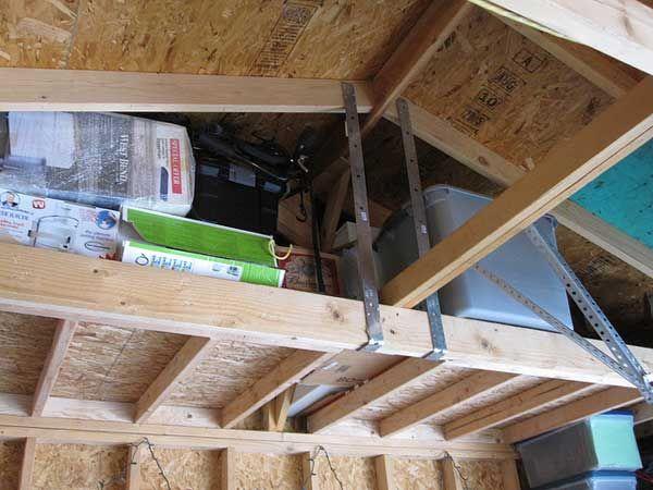 Ram Cave Garage Design Ideas Garage Design Easy Garage Storage Garage Storage