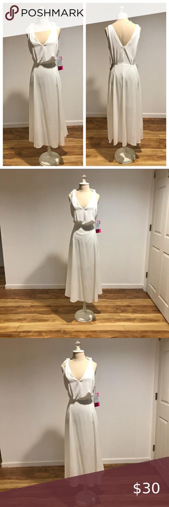 Betsey Johnson Dress White Maxi Size 8 Betsey Johnson Dress White Maxi Betsey Johnson Dresses [ 1740 x 580 Pixel ]