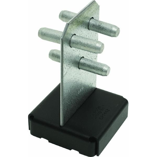Simpson Strong Tie Concealed Post Base @ Essentialhardware.com