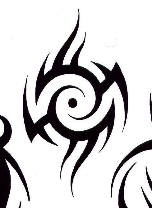 Circular tribal