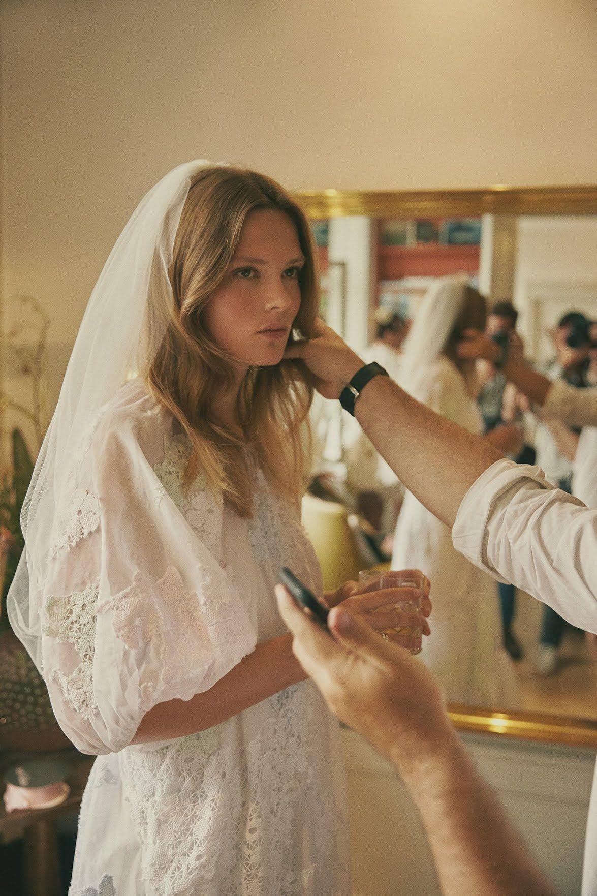 Caroline Brasch Nielsen And Frederik Bille Brahe Wedding Caroline Brasch Nielsen Bridal Inspiration Wedding Photography