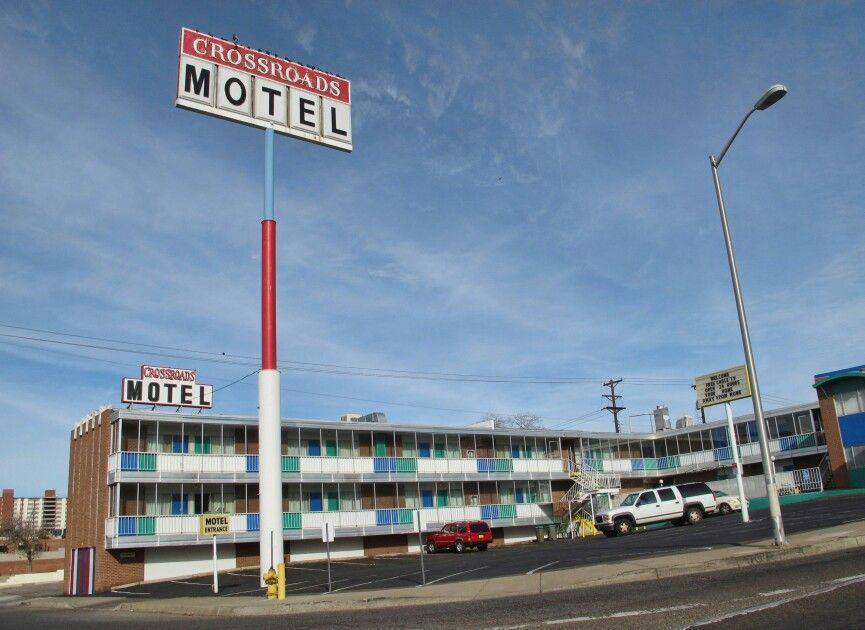 Crystal Palace Motel Breaking Bad Filming Location Breaking Bad