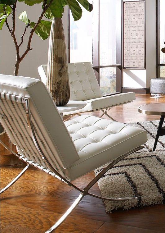 Marco White Chair