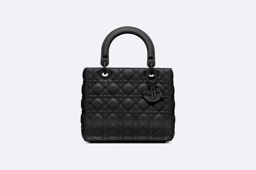 4e37b09fa3 Lady Dior ultra-matte bag in 2019 | Dream Bag Collection | Lady dior ...