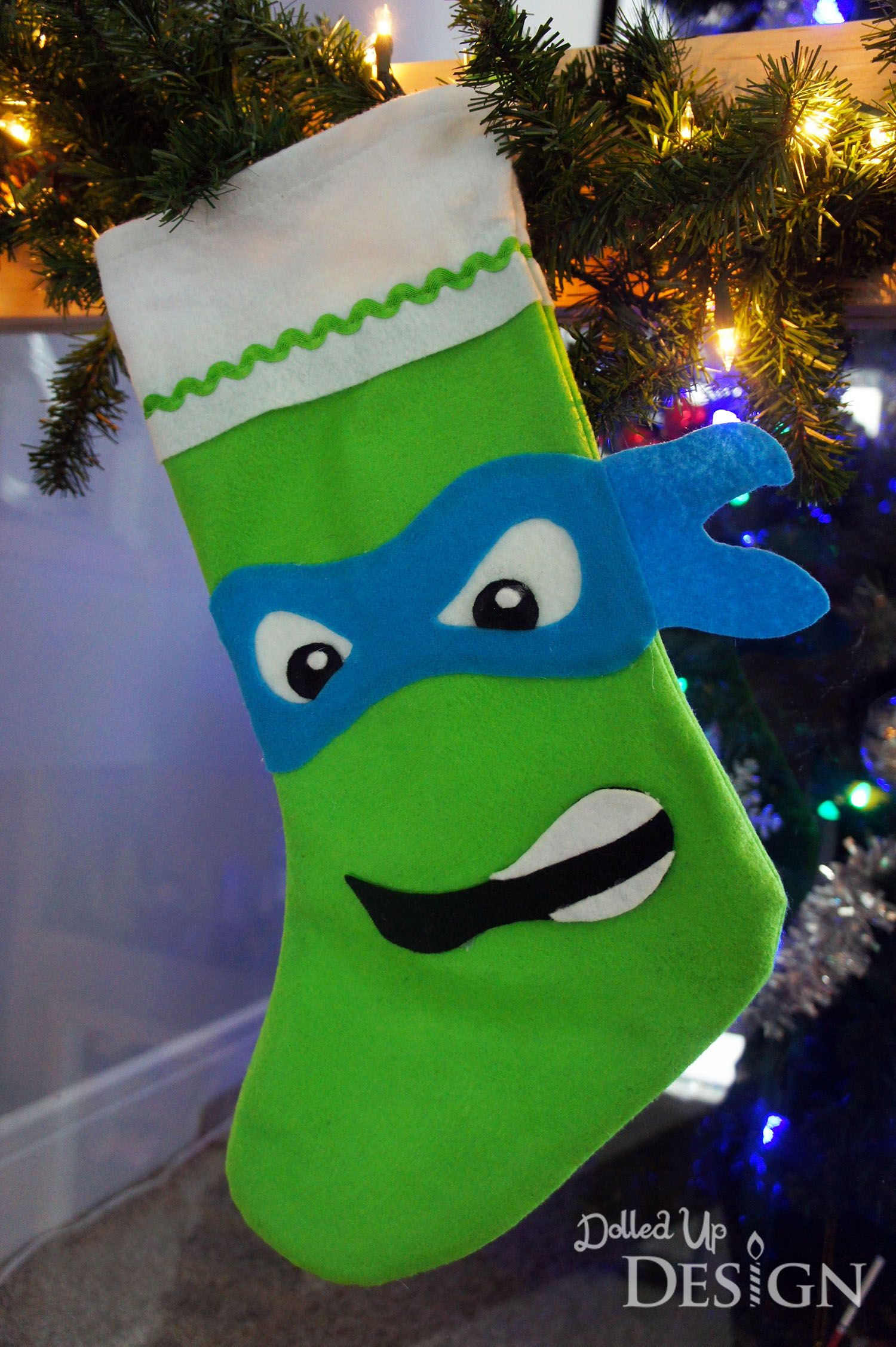 Transform a $1 Felt Stocking With These Fun Character Options ...