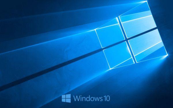 Windows 10 Logo Wallpaper In Computers Picspaper Com Windows 10 Windows 10 Logo Microsoft Windows