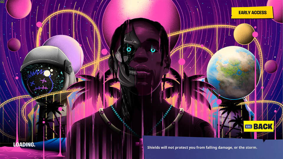 Here Are All The Free Travis Scott Astronomical Fortnite Challenges And Rewards In 2020 Travis Scott Wallpapers Travis Scott Fortnite