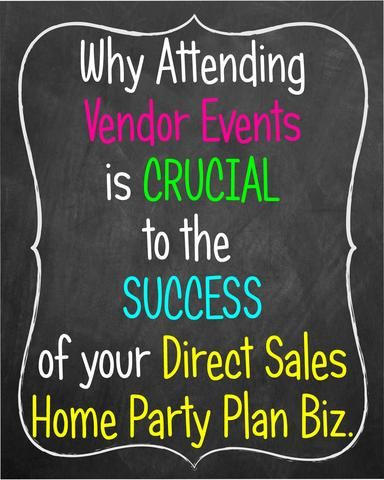 Why Attending Vendor Events Is Crucial To The Success Of Your Home