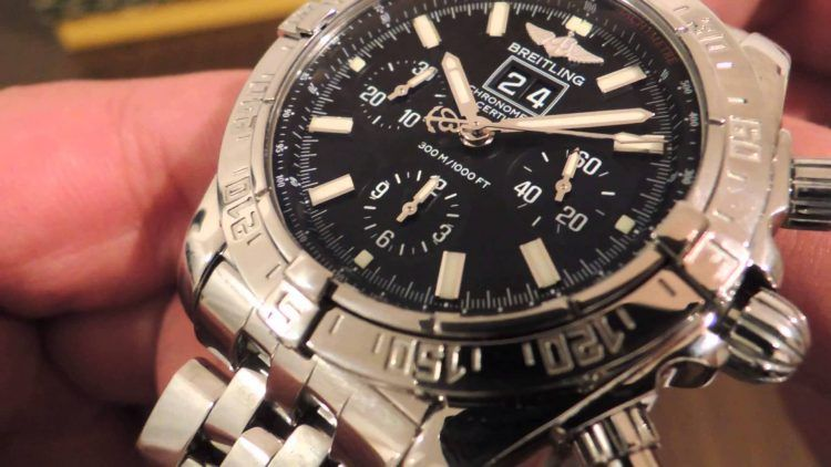 The 10 Most Expensive Breitling Watches Of All Time Watches