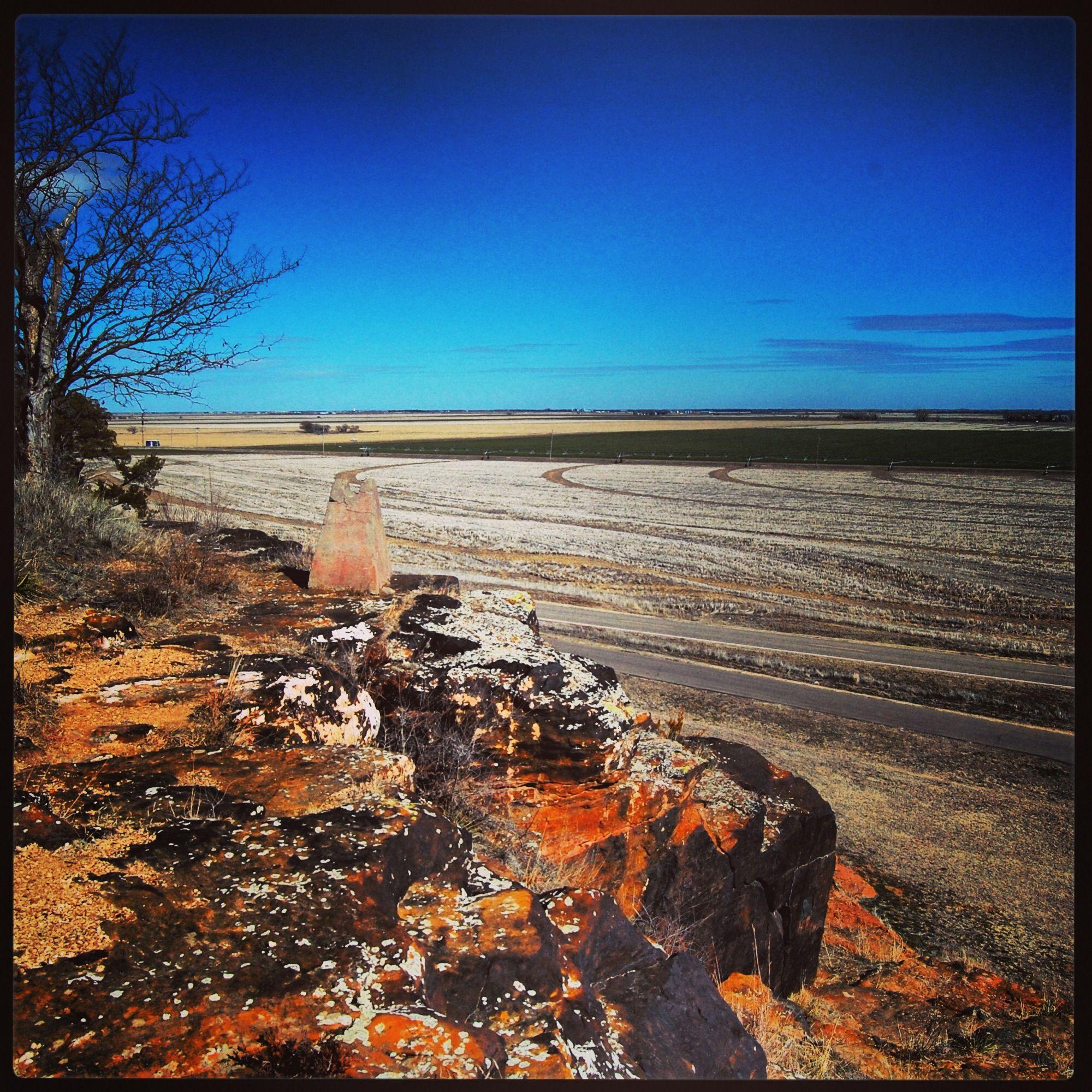 Pawnee rock Santa fe trail, Time travel, Trail