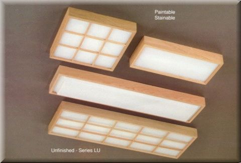 Kitchen Fluorescent Light Covers Fixtures Nicer Home Decor Attic Rooms