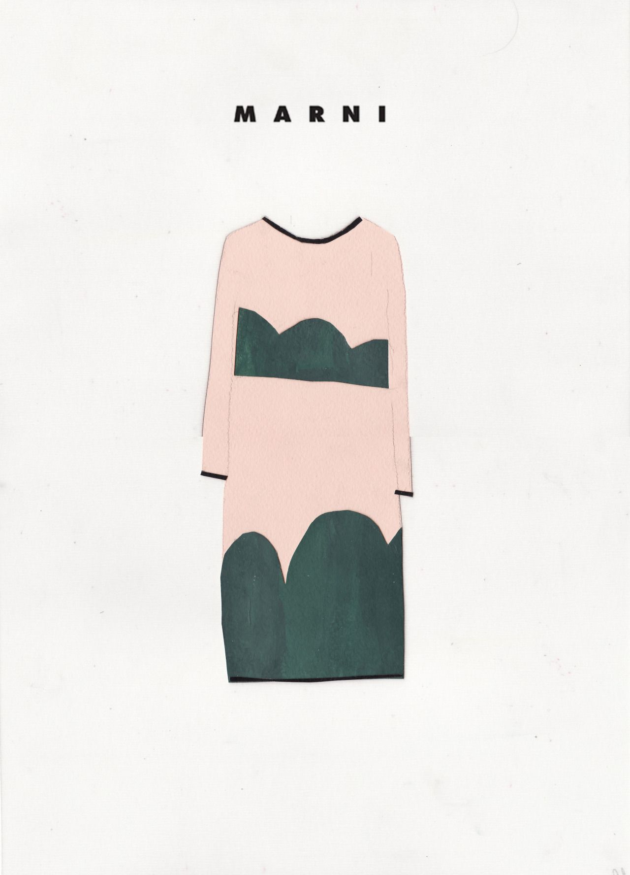 Marni Autumnwinter 13 14 Fashion Fashion Design Fashion Illustration