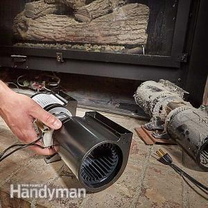 Noisy Gas Fireplace Blower Here S How To Replace It Gas Fireplace Blower Fireplace Blower Fireplace Fan