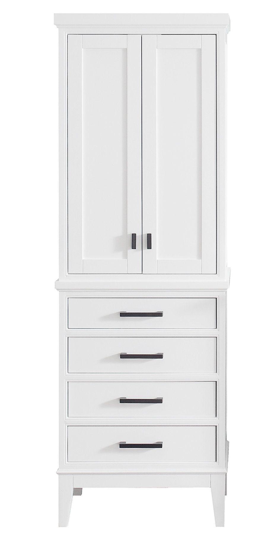 Bertha Linen Tower Linencloset Bathroom Freestanding Freestanding Bathroom Cabinet Tall Cabinet Storage