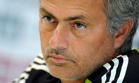 Josè Mourinho, l'allenatore più pagato del 2012