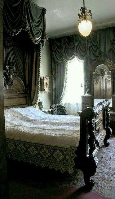 Pin by geneva powell on only in the bedroom - Viktorianische mobel ...