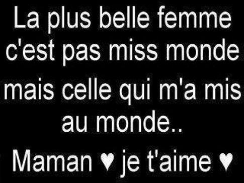 Quotes Citations Pixword Maman Je T Aime Mot Pour Maman
