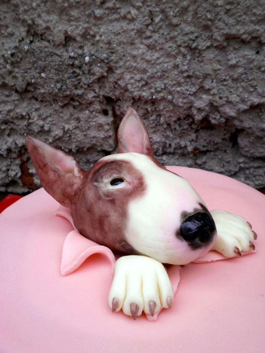 Woof ! Bull Terrier Bull terrier, Bull terrier art