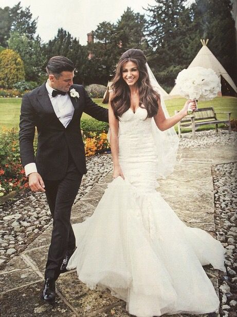 fd277cfdf6e Michelle Keegan More (bridal updo brunette) Michelle Keegan ...