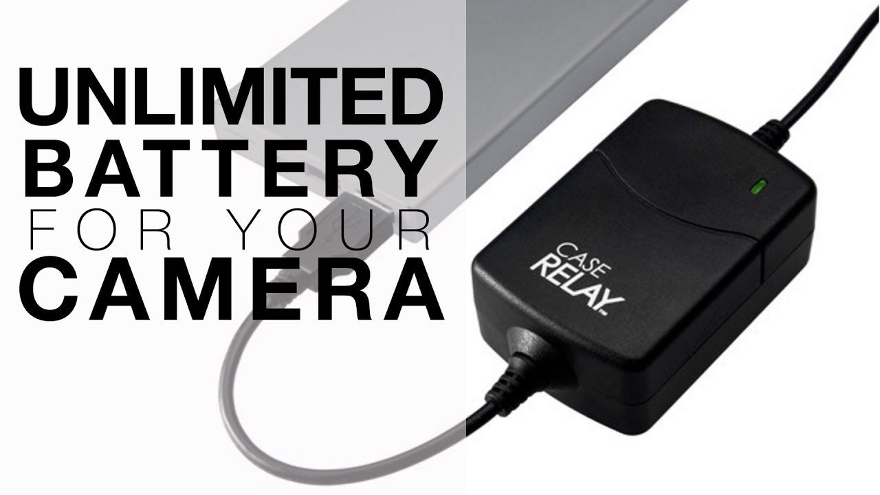 Unlimited Battery For Your Camera with the Tether Tools