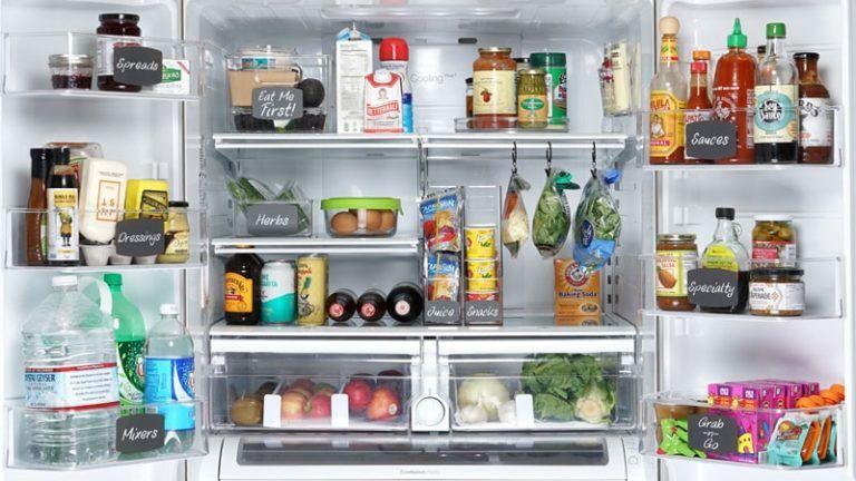 Como Organizar La Nevera 10 Ideas Para Colocar Bien Los Alimentos Organizacion De Nevera Organizacion De Refrigerador Organizar La Nevera