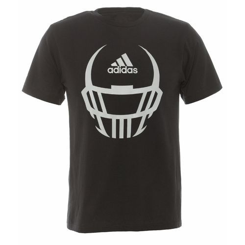 Adidas football helmet t shirt dominick damian 39 s style for College football t shirt designs