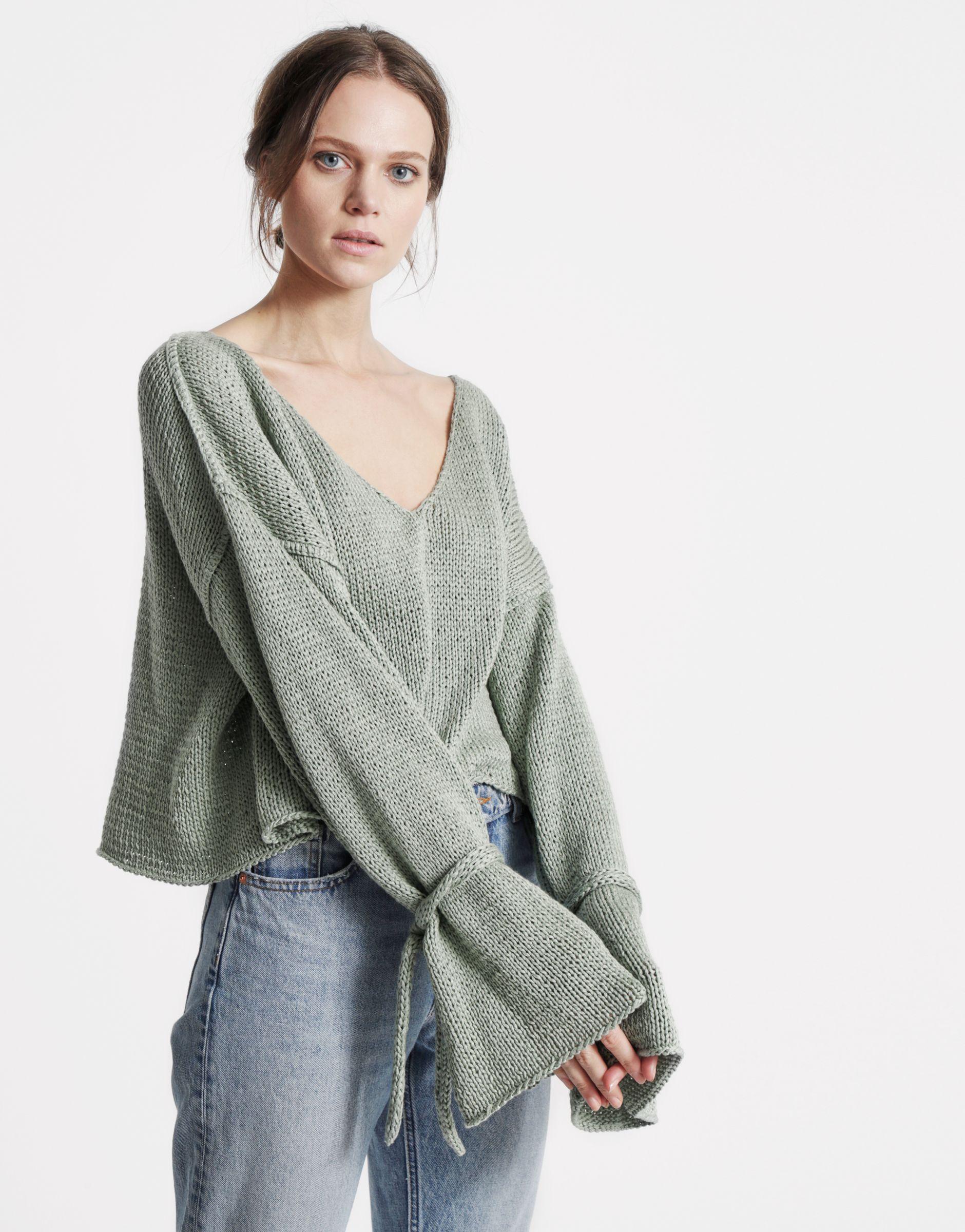 Increíble Crochet Patrón De Suéter Libre De Encogimiento Patrón ...