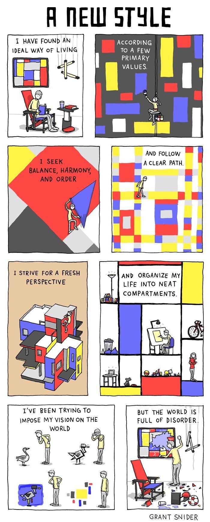 Minimalist Classroom History ~ A new style — who needs art medium xwgyq pinterest