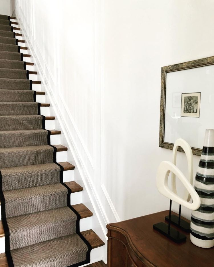 Foyer Stairs Staircase Home Interiors Floors Design Alexanian Alexanians Godfreyhirst Carp Carpet Installation Quality Area Rugs Stair Runner Carpet