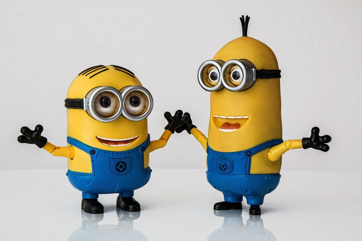 MINIONS 3D | Yourpinnie ❤ Up to date mit diesen Infos | Pinterest