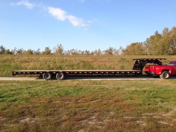 40 5th Wheel Tiny House Trailer Project. This Has