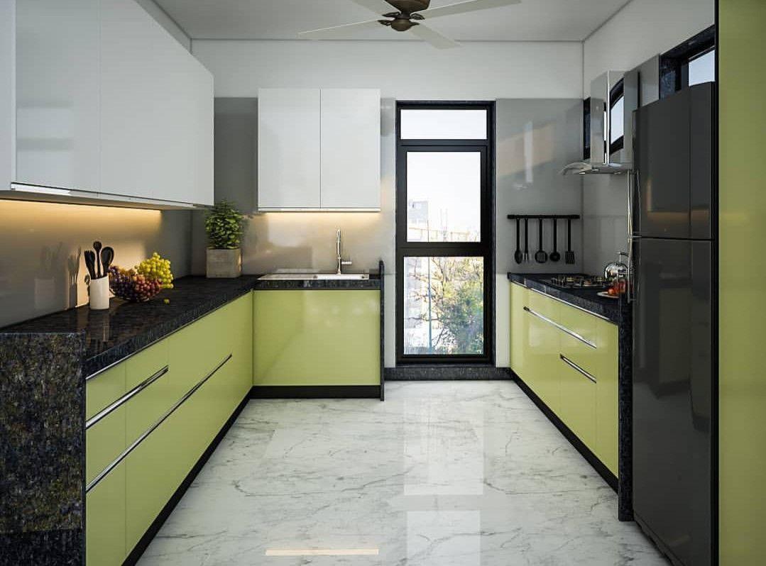 black Kitchen Cabinets blue Kitchen Cabinets brown Kitchen ...