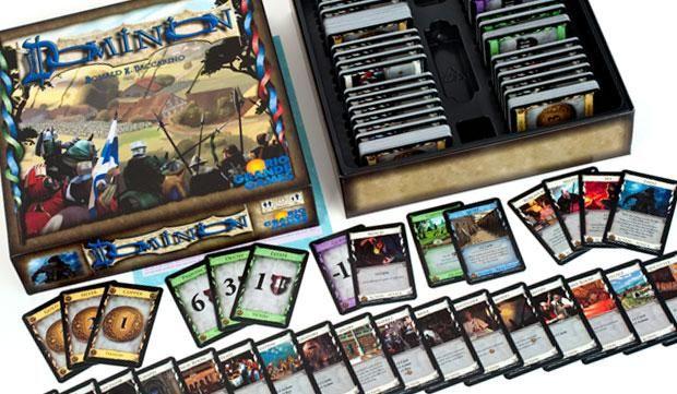 The Best Deck Building Games