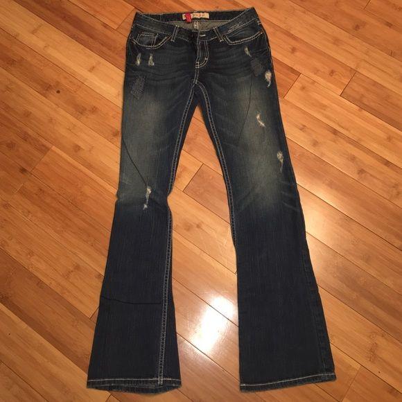 BKE Jeans BKE Stella boot cut jeans. Still in great shape. BKE Jeans Boot Cut