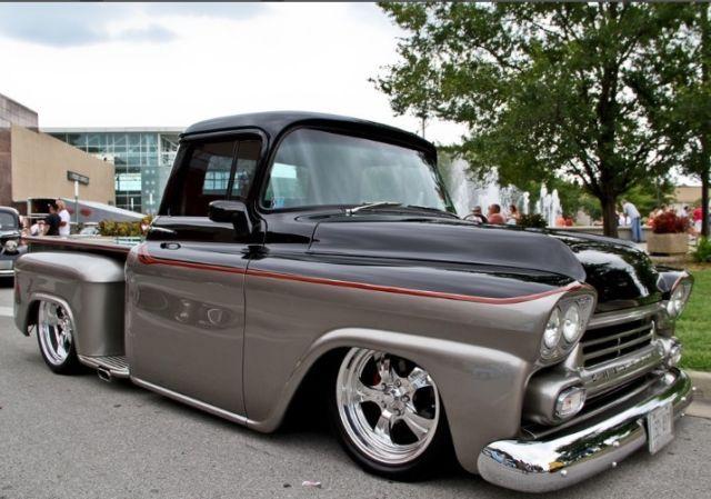 1959 Apache 3100 Classic Trucks Gmc Trucks Classic Pickup Trucks