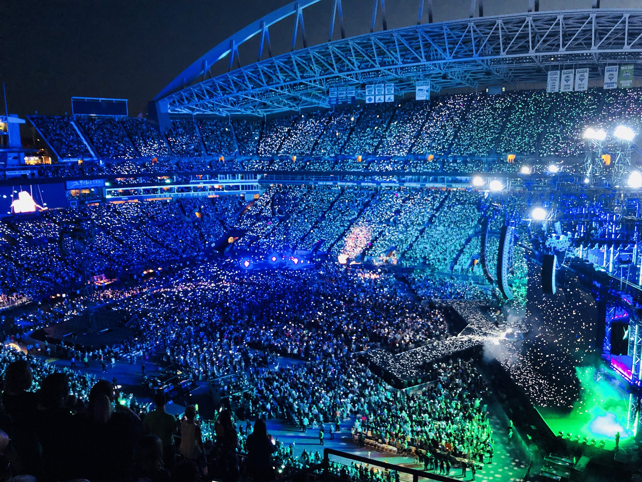 Seattle Reputation Stadium Tour 2018 Taylorswift 5 22 2018 Taylor Swift Pictures Concert Crowd Stadium Tour