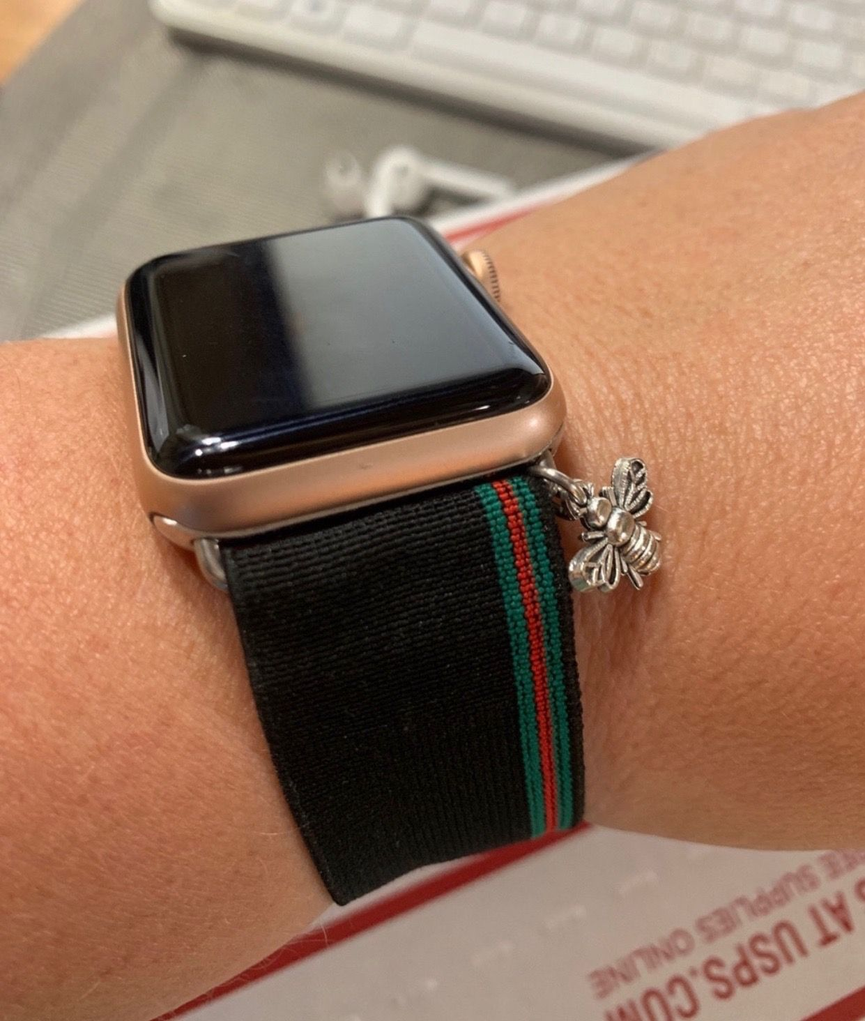 Pin by Taylor Miller on My style Apple watch bands