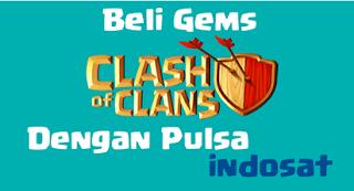 Cara Beli Gems Clash Of Clans Dengan Pulsa Telkomsel Dengan Pulsa Xl