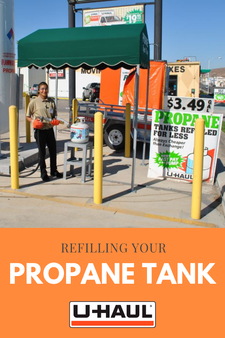 Not sure how much propane is left in your tank? Check out these tips