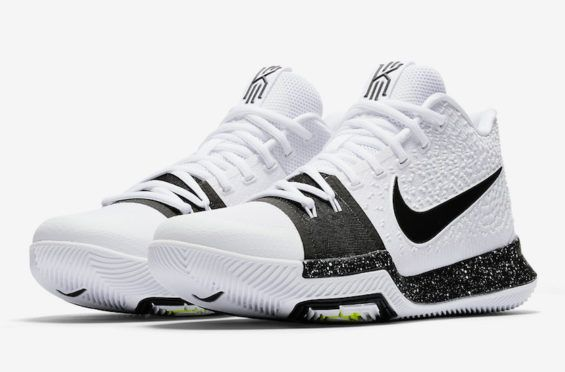 1884c6f07690 Release Date  Nike Kyrie 3 White Black