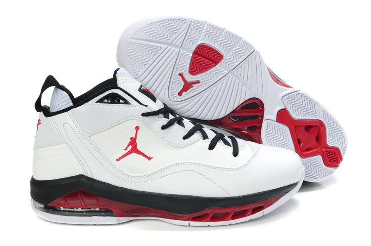the best attitude 48b7b 9ce41 Jordan Melo M8 Carmelo Anthony VIII Shoes White Black Red