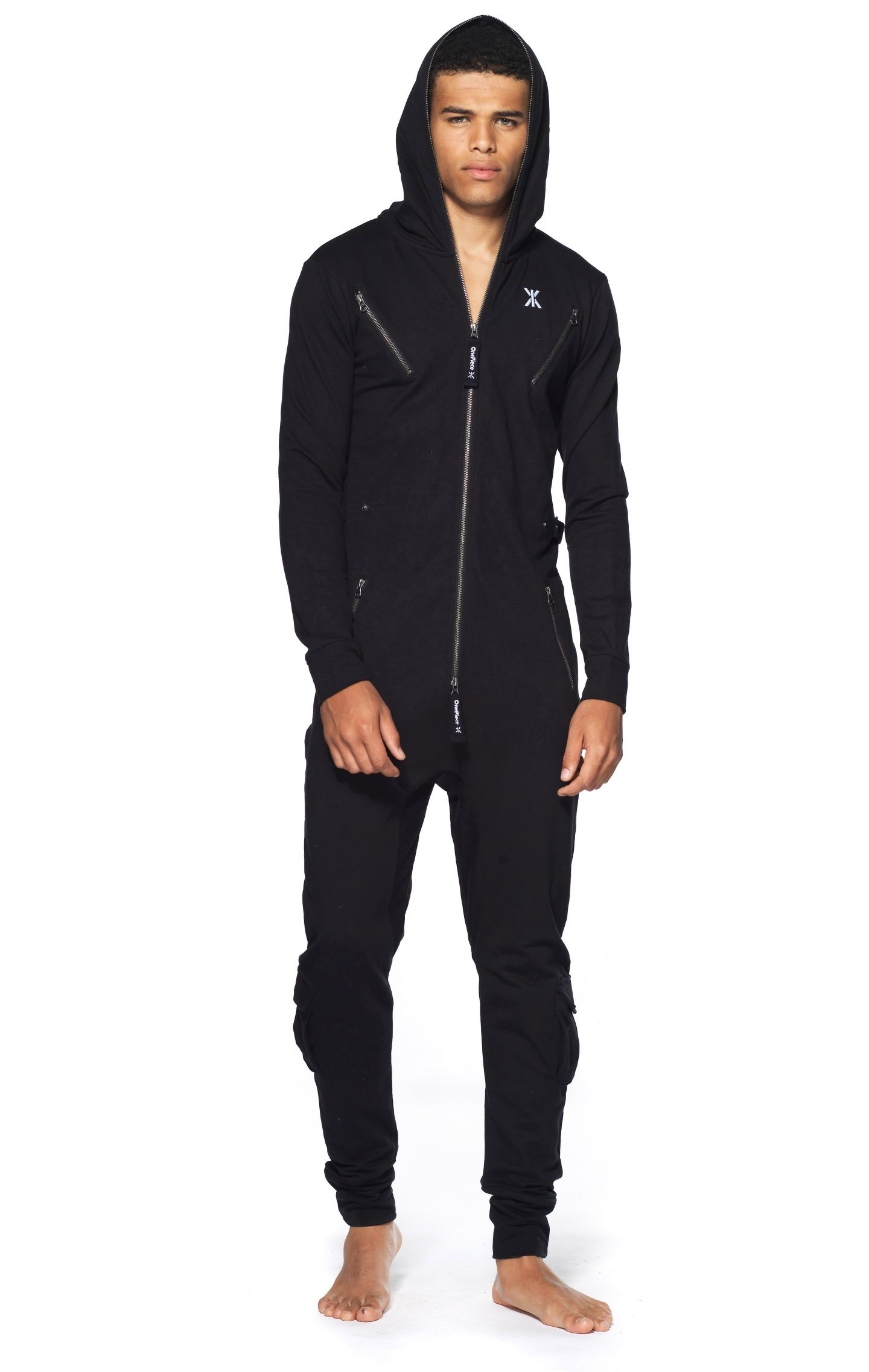 13ff1c2435c4 Air Jumpsuit Black - Mens